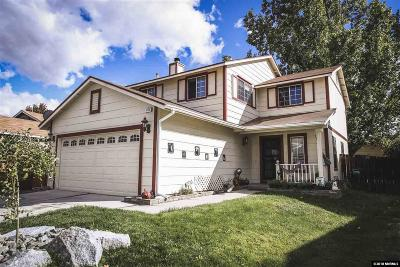 Carson City Single Family Home For Sale: 1775 Myles