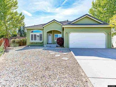 Reno Single Family Home Price Reduced: 2866 Cadence Court