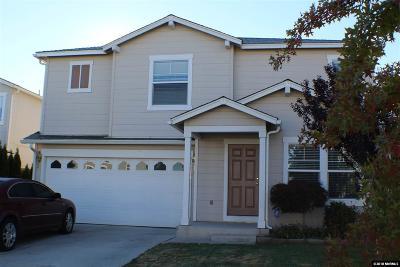 Reno Single Family Home Price Reduced: 7668 Corso St