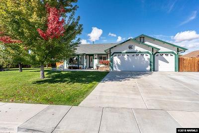 Sparks Single Family Home For Sale: 2175 Redhead Drive