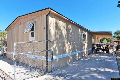Reno Manufactured Home For Sale: 346 Prestige