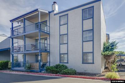 Washoe County Condo/Townhouse Active/Pending-Call: 2555 Clear Acre #3-3