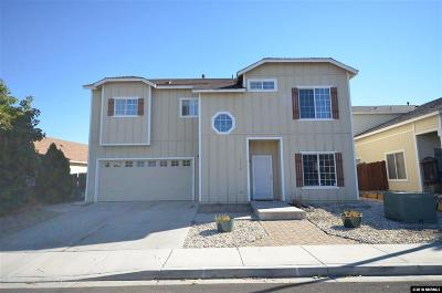 Reno Single Family Home For Sale: 9450 Brightridge
