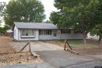 Reno Single Family Home For Sale: 9055 Reservoir
