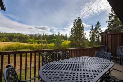 Zephyr Cove Condo/Townhouse For Sale: 600-43 Hwy 50 #43