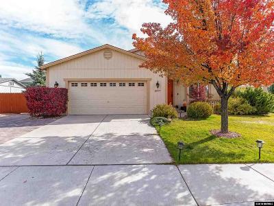Reno Single Family Home For Sale: 18224 Fontana Ct.