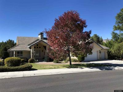 Reno Single Family Home Active/Pending-Loan: 2305 Koldewey