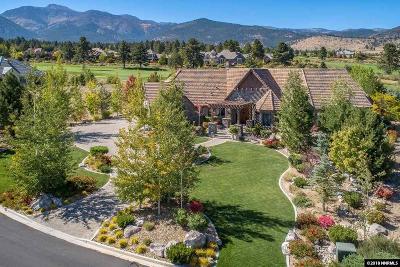 Washoe County Single Family Home For Sale: 6705 De Chardin Lane