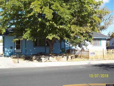 Fallon Single Family Home Active/Pending-Loan: 940 Sunset Dr.