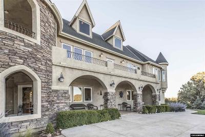 Reno Single Family Home For Sale: 21720 Sazarac