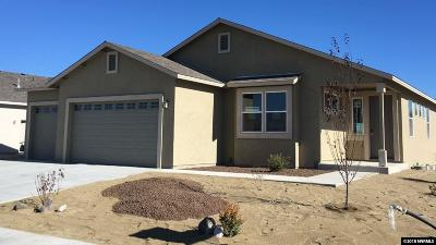 Fallon Single Family Home Active/Pending-Loan: 1355 Genova