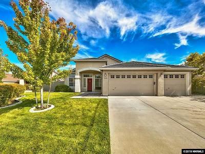 Reno Single Family Home For Sale: 10490 Arbor Way