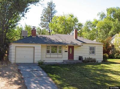 Reno Single Family Home For Sale: 2005 Keystone