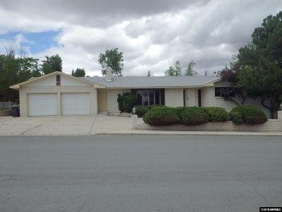 Winnemucca Single Family Home For Sale: 150 W National Avenue