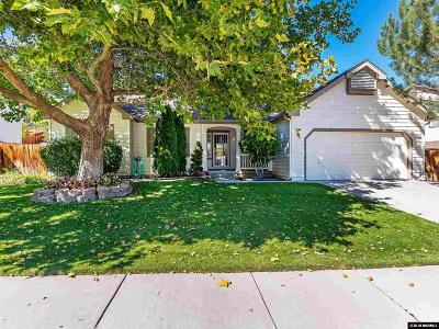 Sparks Single Family Home For Sale: 2445 Libero Drive