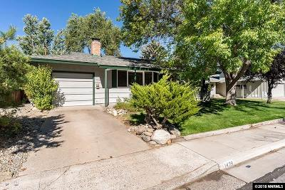 Reno Single Family Home For Sale: 1429 Samuel Way