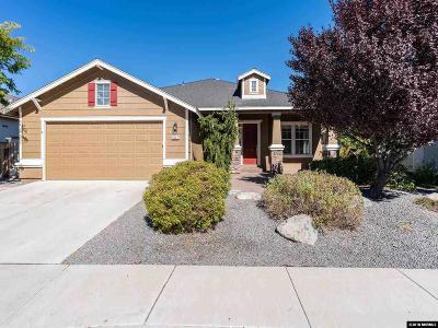 Reno Single Family Home For Sale: 1417 Wessex