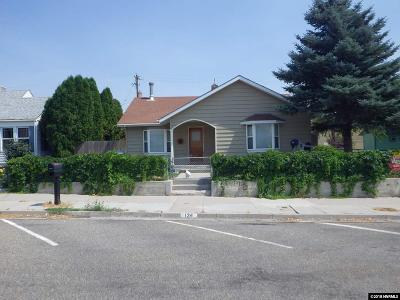 Winnemucca Single Family Home For Sale: 134 E Sixth Street