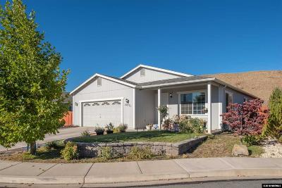 Washoe County Single Family Home For Sale: 18271 Cedar View