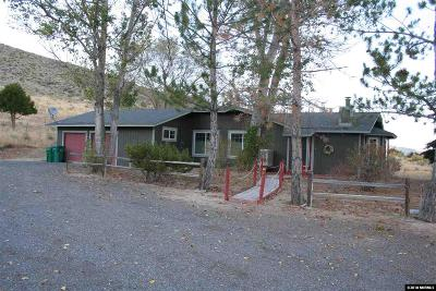Reno Single Family Home Auction: 14695 N Red Rock Rd