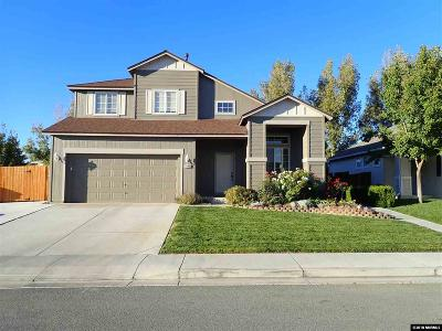 Fernley Single Family Home Active/Pending-Call: 1946 W Rawles