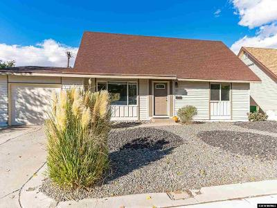 Washoe County Single Family Home Active/Pending-Loan: 32 Gault Way