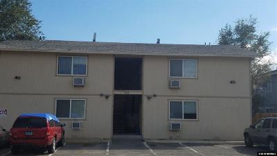Fernley Multi Family Home For Sale: 155 Hardie Ln