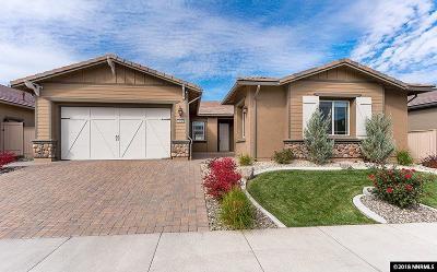 Reno Single Family Home For Sale: 10045 Ellis Park