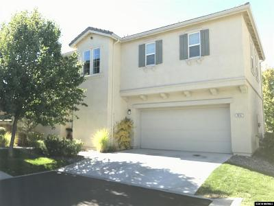 Sparks Single Family Home For Sale: 7057 Sacred Circle