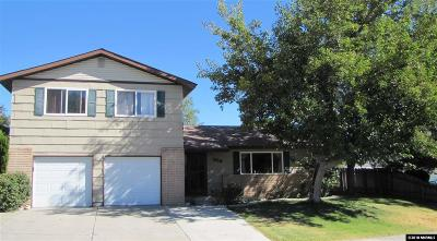Sparks Single Family Home For Sale: 364 Abbay Way