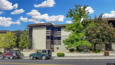 Washoe County Condo/Townhouse For Sale: 3131 Cashill Blvd