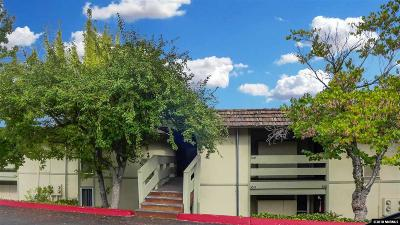 Washoe County Condo/Townhouse For Sale: 3045 Cashill Blvd