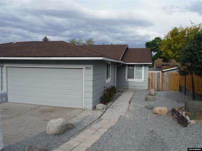 Reno Single Family Home For Sale: 6796 Flower Street