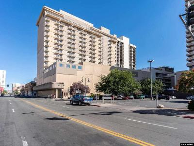 Washoe County Condo/Townhouse Price Reduced: 200 W 2nd St #205