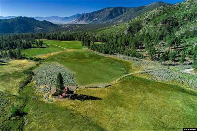 Carson City NV Farm & Ranch For Sale: $2,995,000