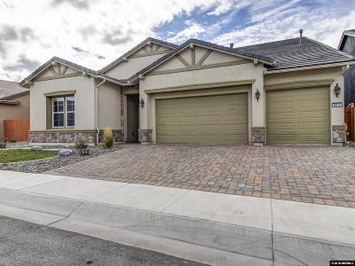 Reno Single Family Home New: 9515 Hawkshead
