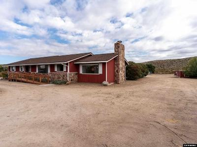 Washoe County Single Family Home New: 15590 Fawn Lane