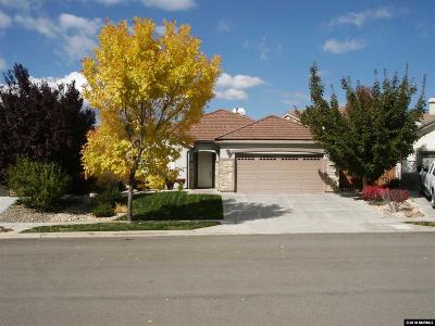 Washoe County Single Family Home For Sale: 9175 Quilberry Way
