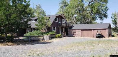 Winnemucca, Orovada, Paradise Valley, Lovelock, Imlay, Golconda Farm & Ranch For Sale: 105 Old Pit Dam Rd