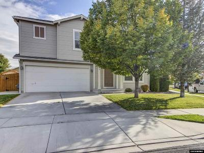 Reno Single Family Home Active/Pending-Loan: 7750 Welsh