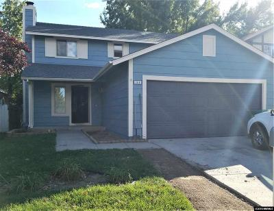 Sparks Single Family Home Active/Pending-Loan: 1318 Express St