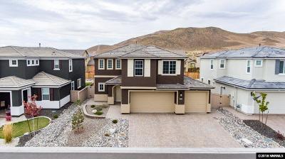 Reno Single Family Home Extended: 2825 Bonfire Lane