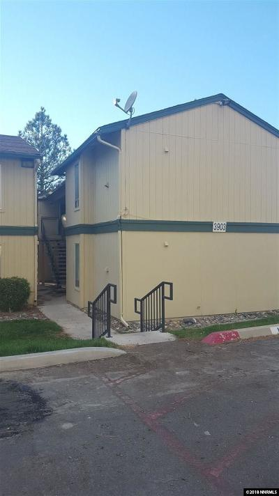 Washoe County Condo/Townhouse For Sale: 3903 Clear Acre #16