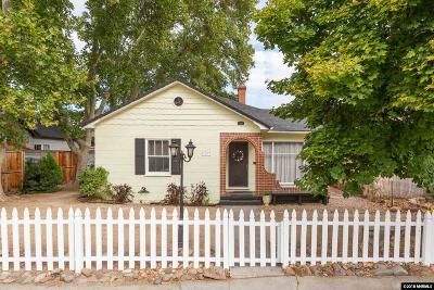 Washoe County Single Family Home Price Reduced: 211 W Arroyo Street