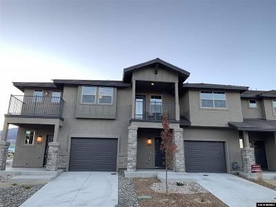Carson City Condo/Townhouse For Sale: 1343 Campagni Ln