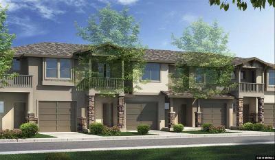 Carson City Condo/Townhouse For Sale: 1359 Campagni Ln