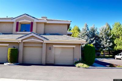 Reno Condo/Townhouse For Sale: 900 S Meadows Pkwy #1524