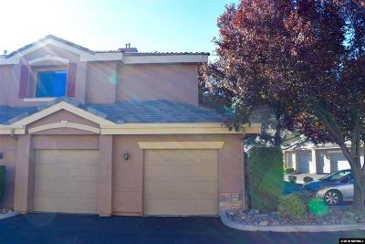 Reno Condo/Townhouse New: 900 S Meadows Pkwy #824