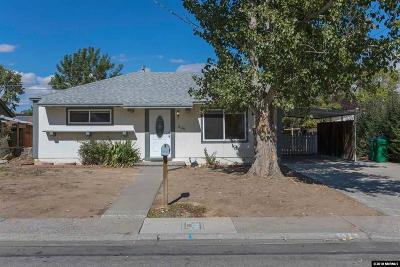 Sparks Single Family Home New: 520 K Street