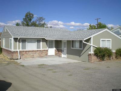 Reno Multi Family Home New: 760 Balzar